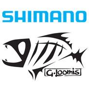 Shimano G.Loomis Logo