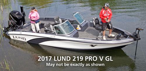 2017 LUND 219 PRO V GL