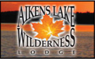 Aiken Lake Wilderness Lodge logo