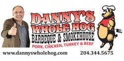 Danny's Whole Hog Logo